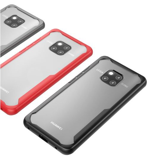 HUAWEI Honor PLAY New Tough Transparent Case Cover ...