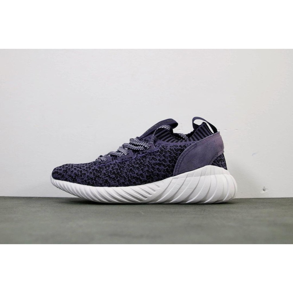 huge selection of 60e63 091ab women's shoes! Explosive models half code Adidas small coconut TUBULAR DOOM  SOCK PRIMEKNIT couple models casual spo
