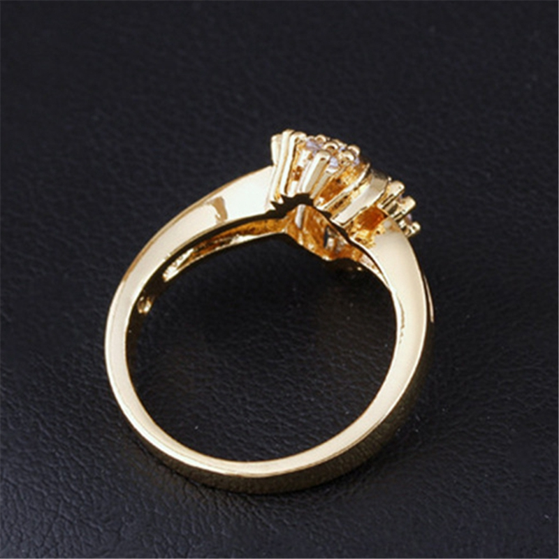 Fashion Personality Bow Female Ring