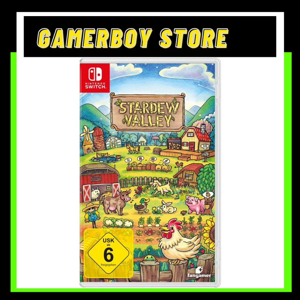 NINTENDO SWITCH STARDEW VALLEY (PHYSICAL)