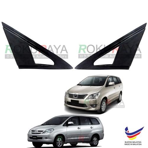 Toyota Innova AN40 (1st Gen) 2004 Aerodyanmic Front Side Window Mirror Cover