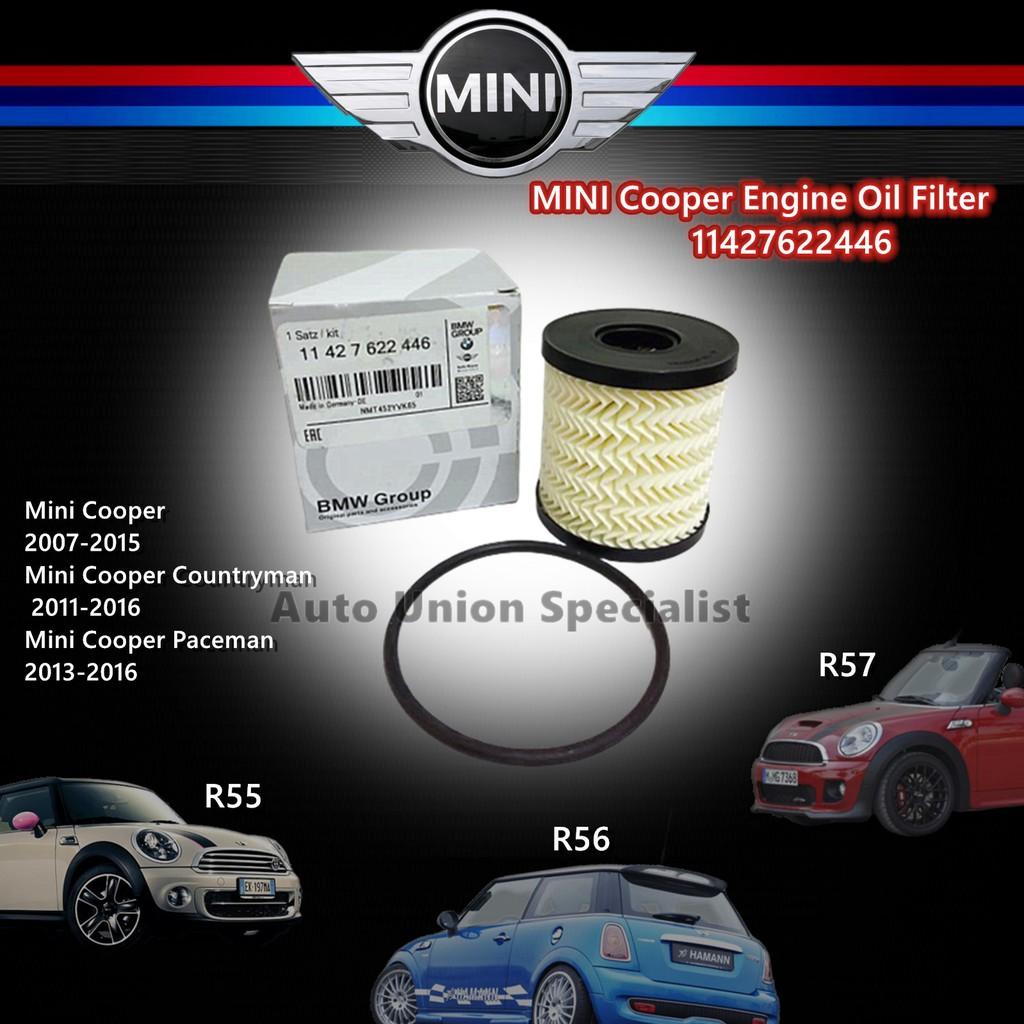 Mini Cooper Engine Oil Filter -11427622446