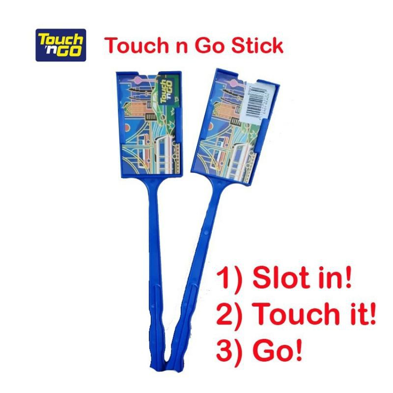 Touch n Go Stick TnG