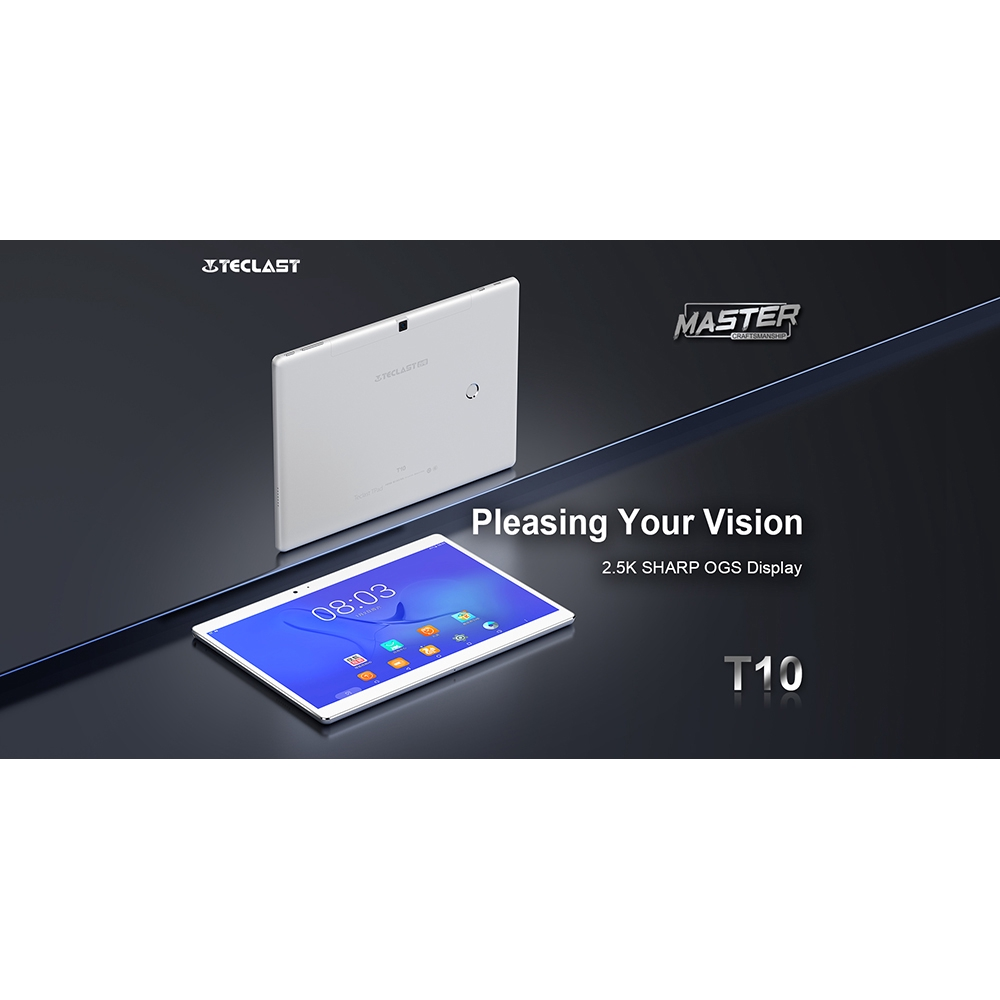Teclast T10 10 1 inch Tablet PC Android 7 0
