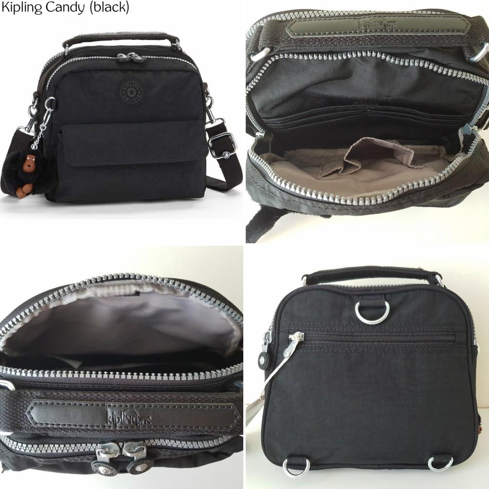 Nwt Authentic Kipling Candy Handbag