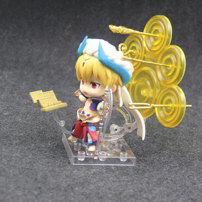 Anime Fate/Grand Order FGO Archer Gilgamesh Cute Nendoroid 990 PVC Action  Figure