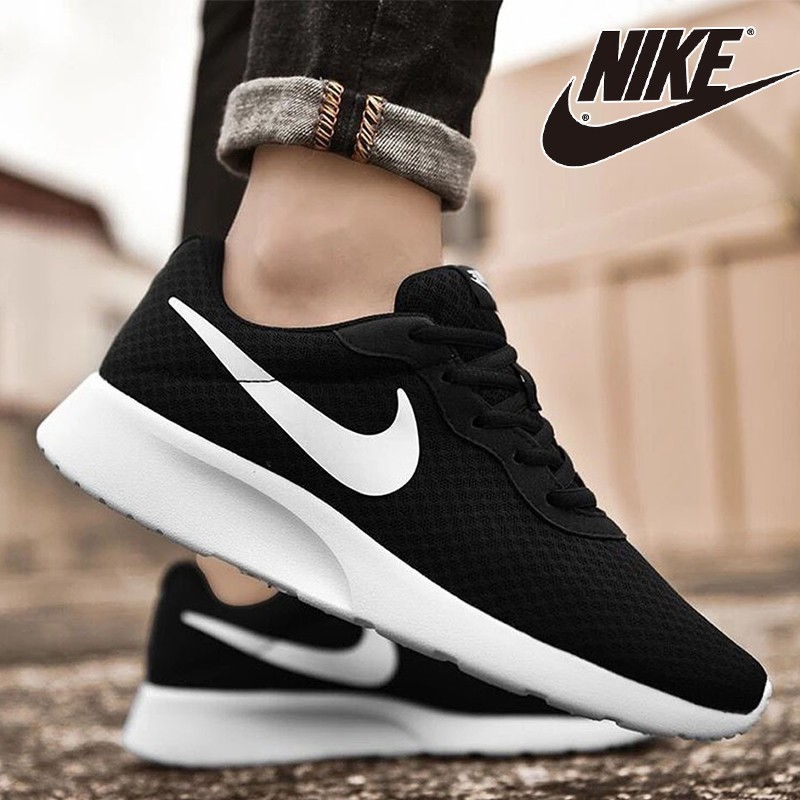(Ready Stock)Original! NIKE Roshe Run Running Shoes Sneakers Men's And Women's