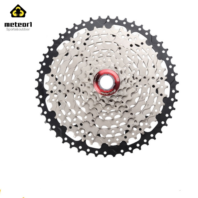 8//9//10//11-Speed Sprocket Freewheel Cassette Cog Gear For Mountain Bicycle Hot