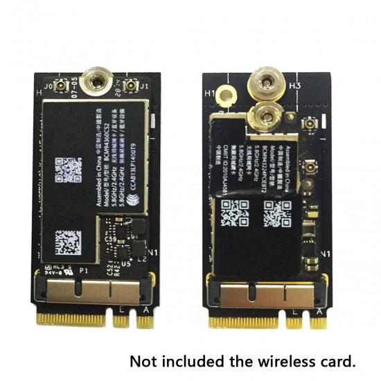 CY BCM94360CS2 BCM943224PCIEBT2 Wireless Card to NGFF M 2