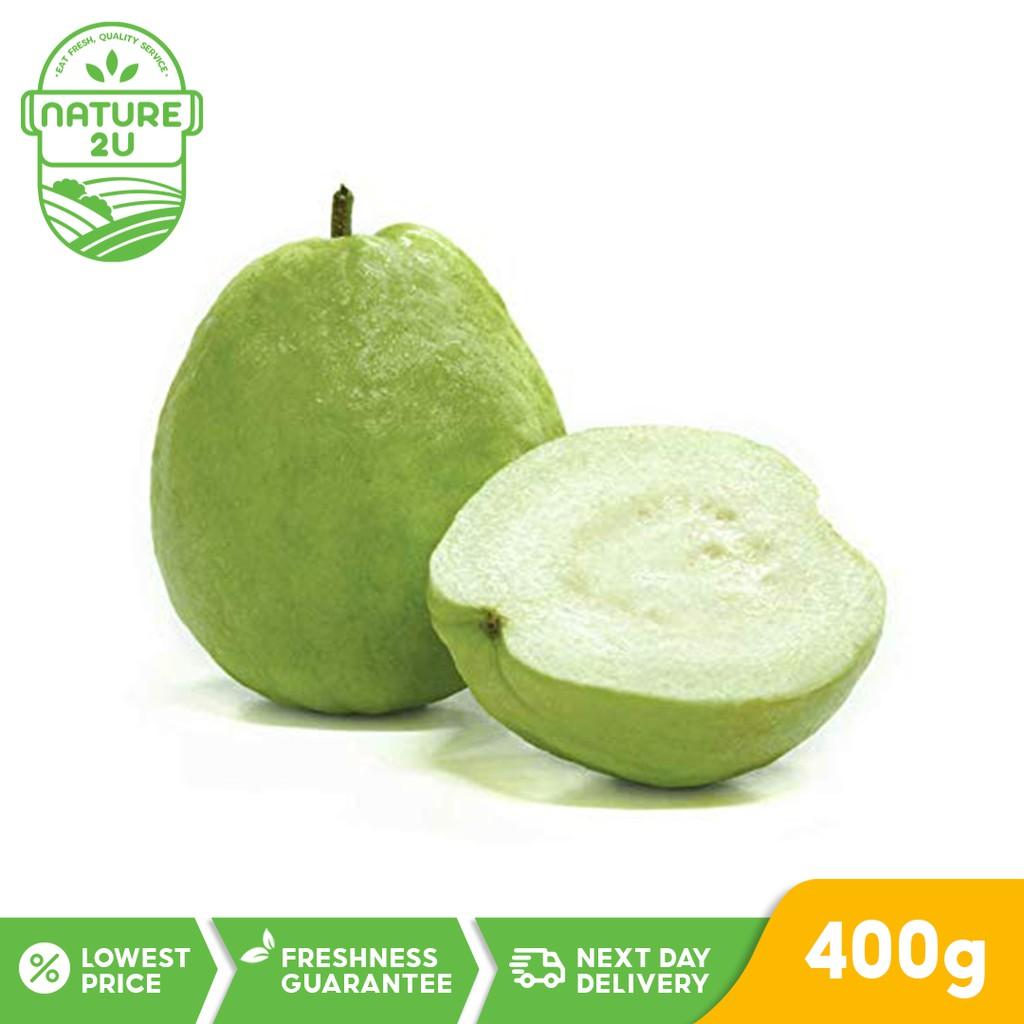 Fresh Fruit - Guava Seedless (400G+-/PKT)