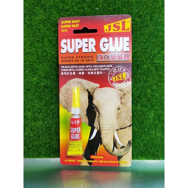 JSL 3ML Super Glue No.888