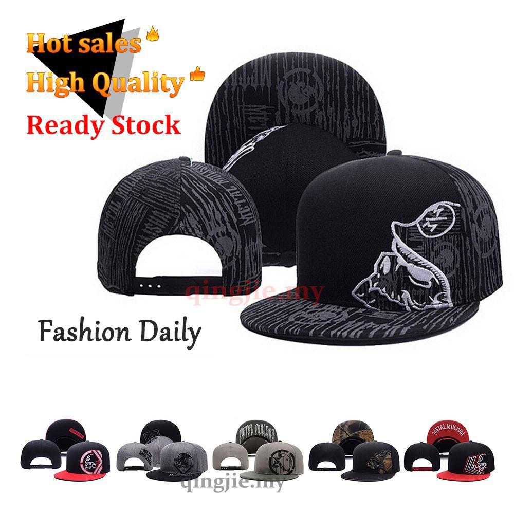 😍Gothic Metal Mulisha Snapback Cap Hip Hop Women Caps Adjustable Stylish  Cap  1bbeaf073a3a