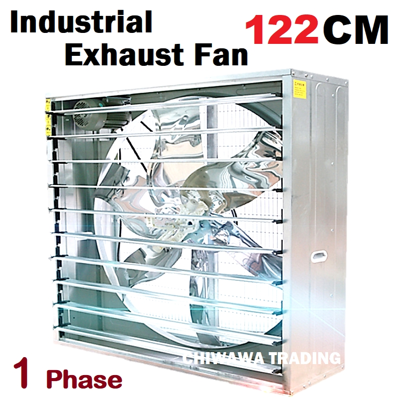Stainless Steel Industrial Extractor Fan Heavy Duty Commercial Ventilator