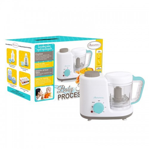 Baby Food Steamer Blender Malaysia