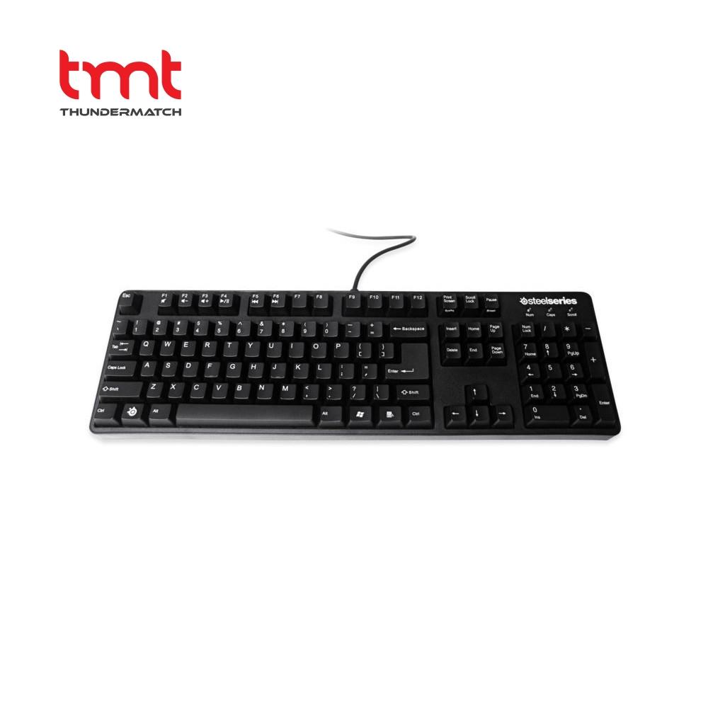 dfbc0f8123e SteelSeries Apex 150 Gaming Keyboard (US) 64666   Shopee Malaysia