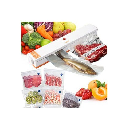 READY STOCK SHP] MESIN SEALING PLASTIK /Freshpack-Pro Foodsave Automatic Vacuum Sealing System With Starter Kit