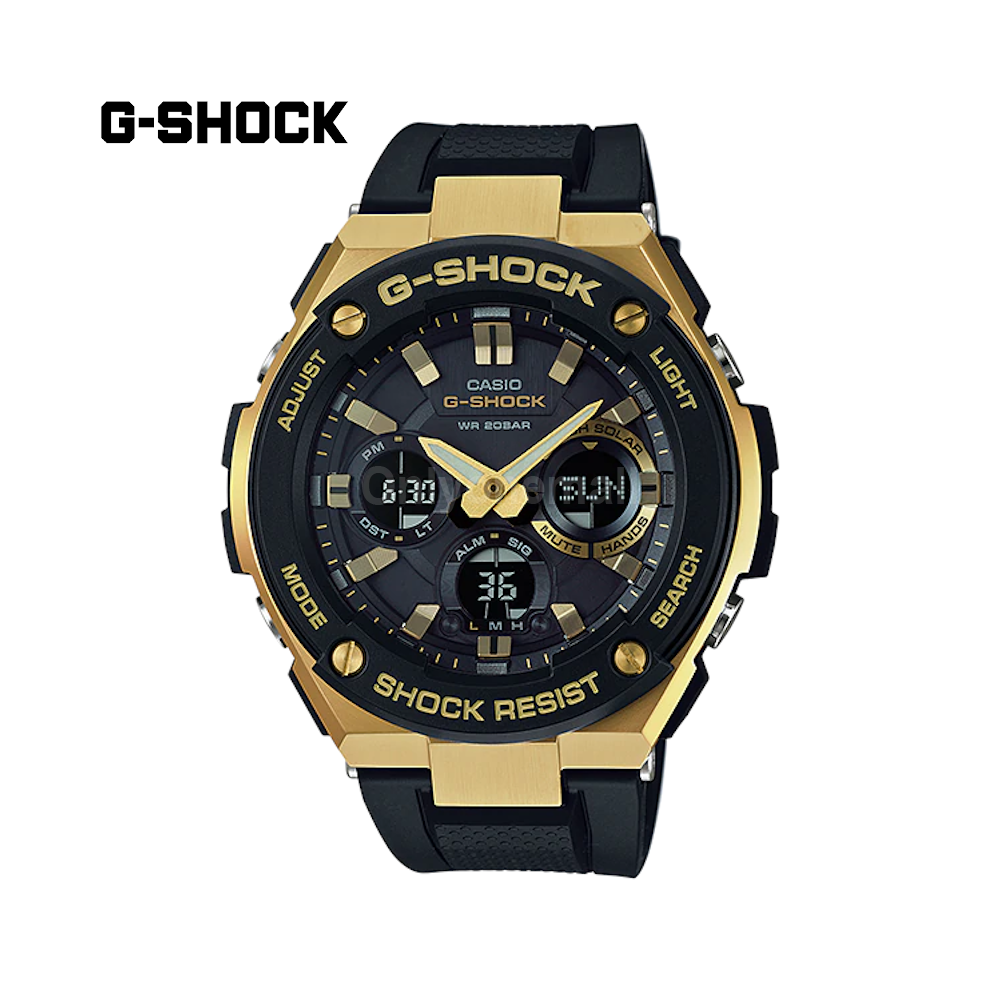 Casio G-Shock GST-S100G-1A G-Steel