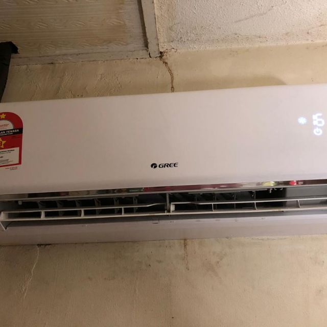 Aircond 2 units for RM1000 only