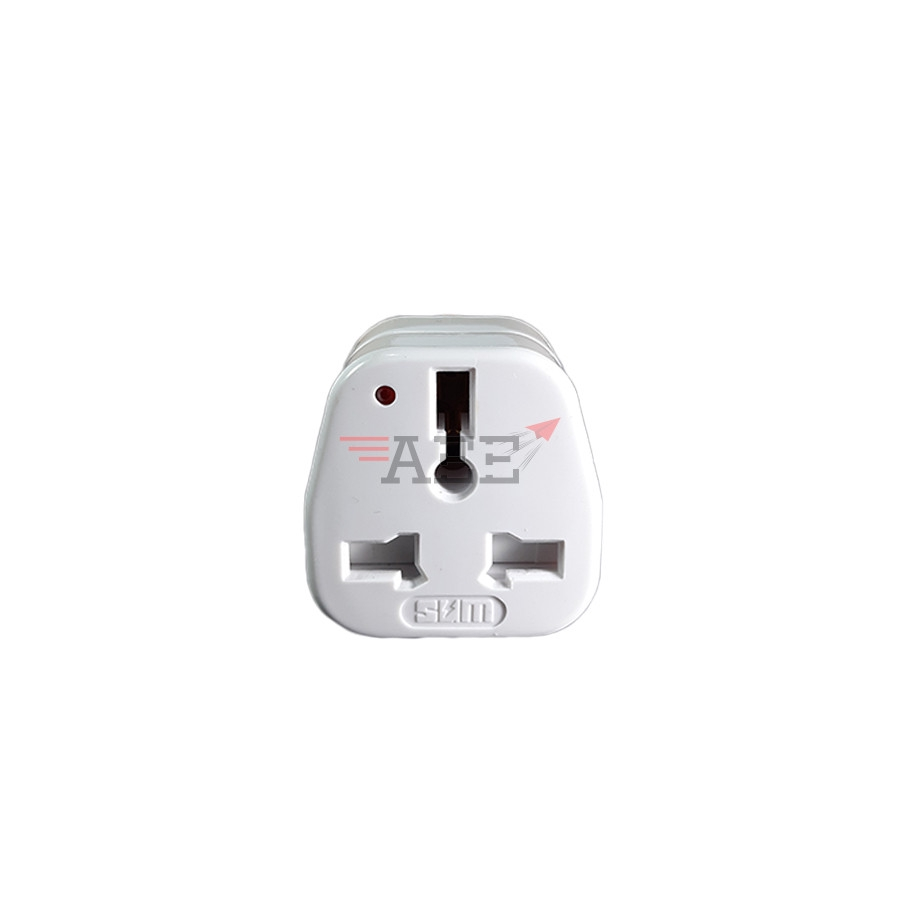 SUM 8106N Travel Adaptor (UK/Singapore/Hong Kong/Malaysia)