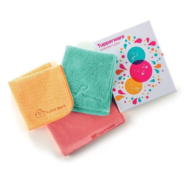 KITCHEN TOWEL - Tupperware Microfiber Towel