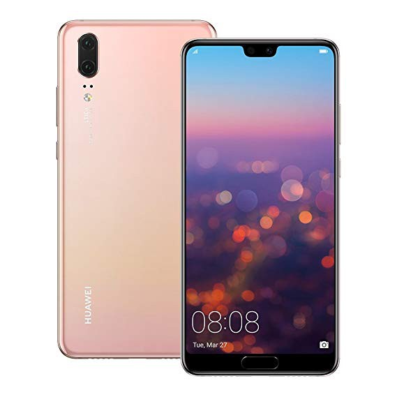 [100% ORI]  Huawei P20 4GB+128GB (2nd GOOD CONDITION)