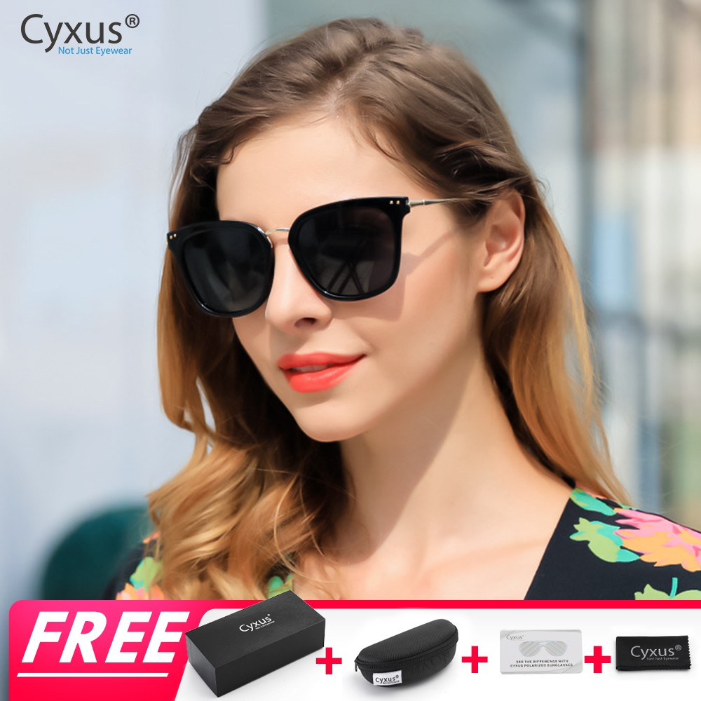 67b7a4f6d2a3 ProductImage. ProductImage. Cyxus Classic Polarized Sunglass ...