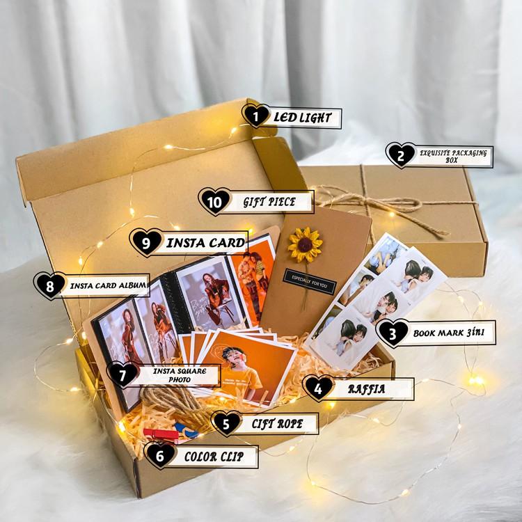 Limited Surprise Gift Box Murah Photo Memory/Annirersary/Wedding/Birthday.