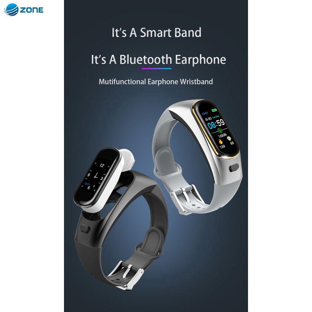 ชุดหูฟังบลูทูธ 2-in-1 สำหรับ Android IOS System