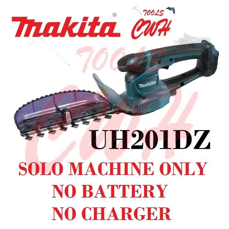 MAKITA UH201DWAX 200mm 12V Cordless Hedge Trimmer SHEAR SHRUBBER GRASS TRIMMER