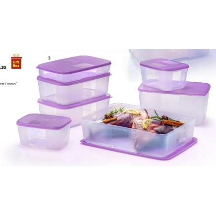 Tupperware Freezermate Set