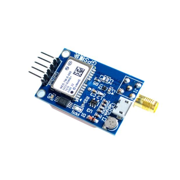 GPS Mini NE0-7M//NEO-6M Satellite Positioning Module 51 SCM MCU for STM32 C51 Ard