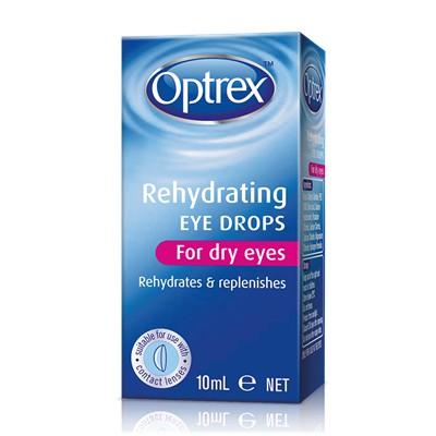 Optrex Rehydrating Eye Drops (10ml)