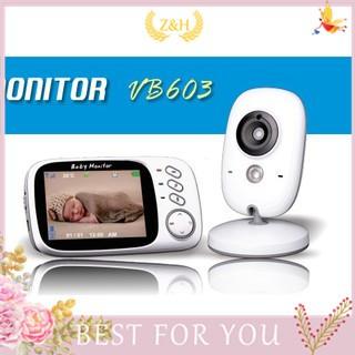 EU VB 603 3.2 inch baby monitor baby monitor baby mo