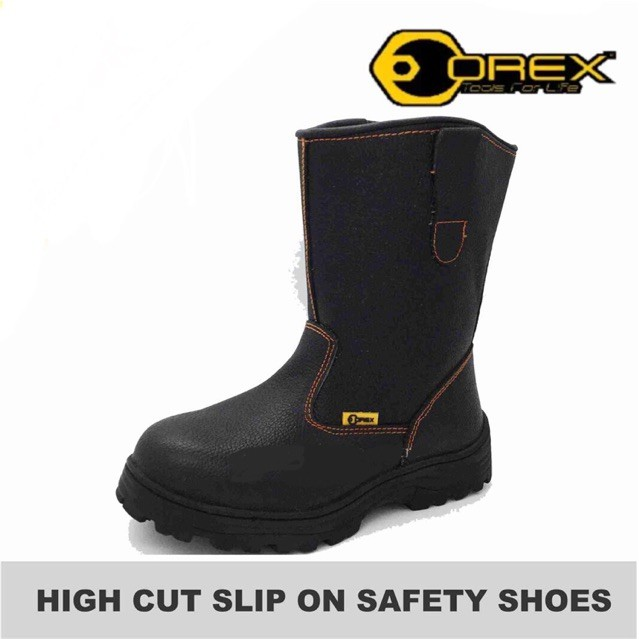 5e0130a2f882 OREX HIGH CUT SLIP ON SAFETY SHOES 900#