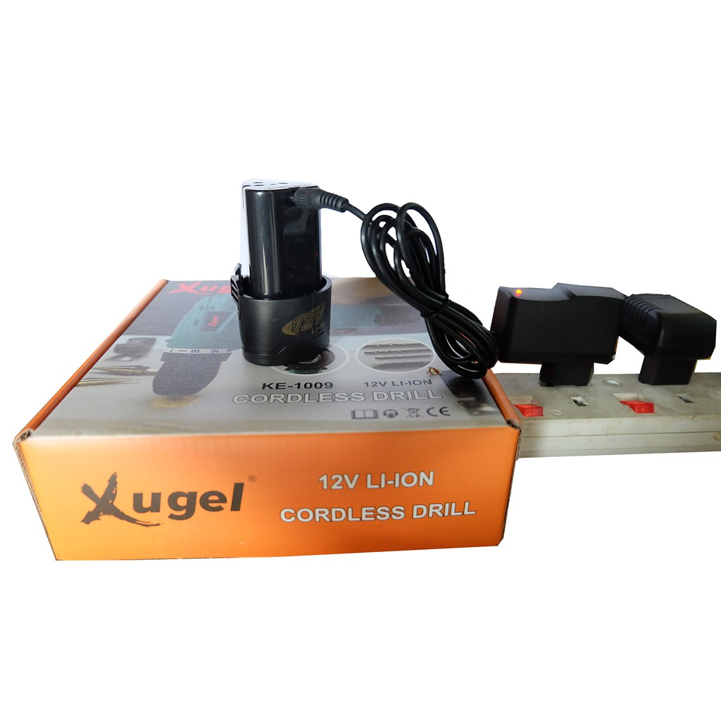 12V Rechargeable Battery Fit 12V Cordless Drill Li-ion Lithium Ion Cordless Drill Battery