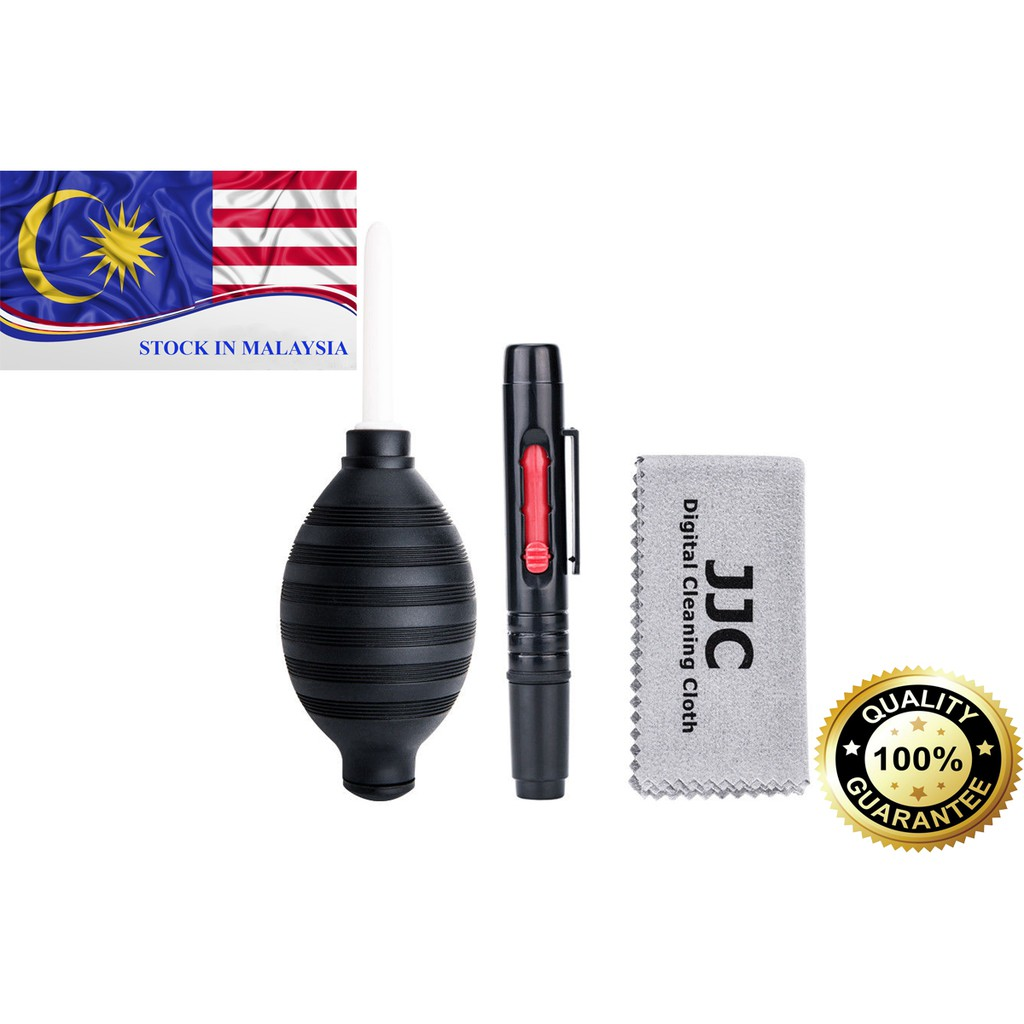 JJC 3-in-1 Digital Cleaning Kit (Ready Stock In Malaysia)