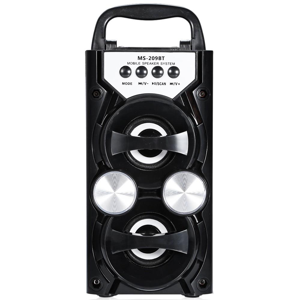 Sonicgear Evo 11 Bluetooth Speaker With Fm Sd Card Usb Input Sonic Gear 9 Btmi Memory Radio Microphone Shopee Malaysia