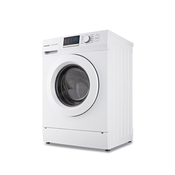 Panasonic 7KG Front Load Washer NA-127XB1WMY - Quick Laundry Washing Machine (FREE SHIPPING)