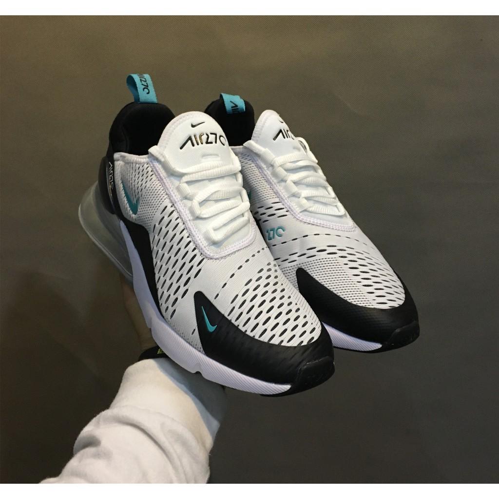 Original Kasut Nike AIR MAX 270 Men Women Cushion Running Sport Shoes Sneakers