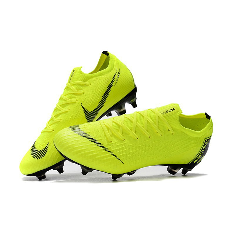 on sale 4ed5a f585a cod nike Mercurial Superfly VI Elite SG-Pro AC Men Football Shoes Soccer  Shoes 3
