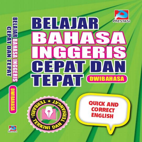 Belajar Bahasa Inggeris Cepat dan Tepat Dwibahasa Dual Language Pocket Book (READY STOCK)