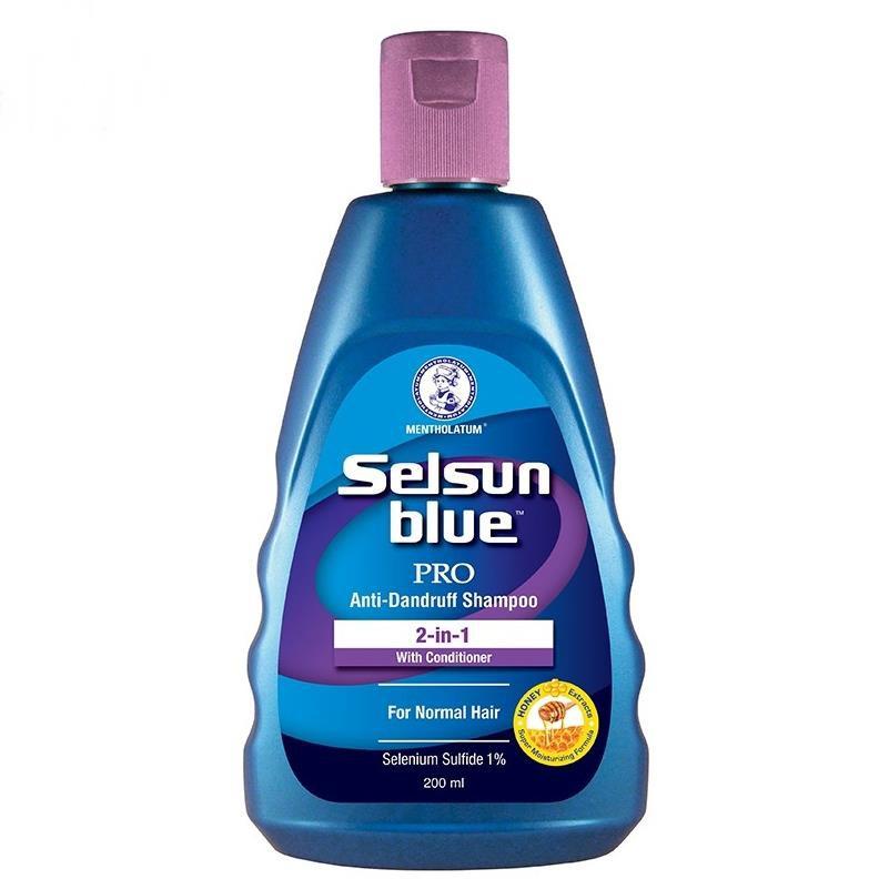 Selsun Blue Anti-Dandruff Shampoo 2in1 with Conditioner 200ml