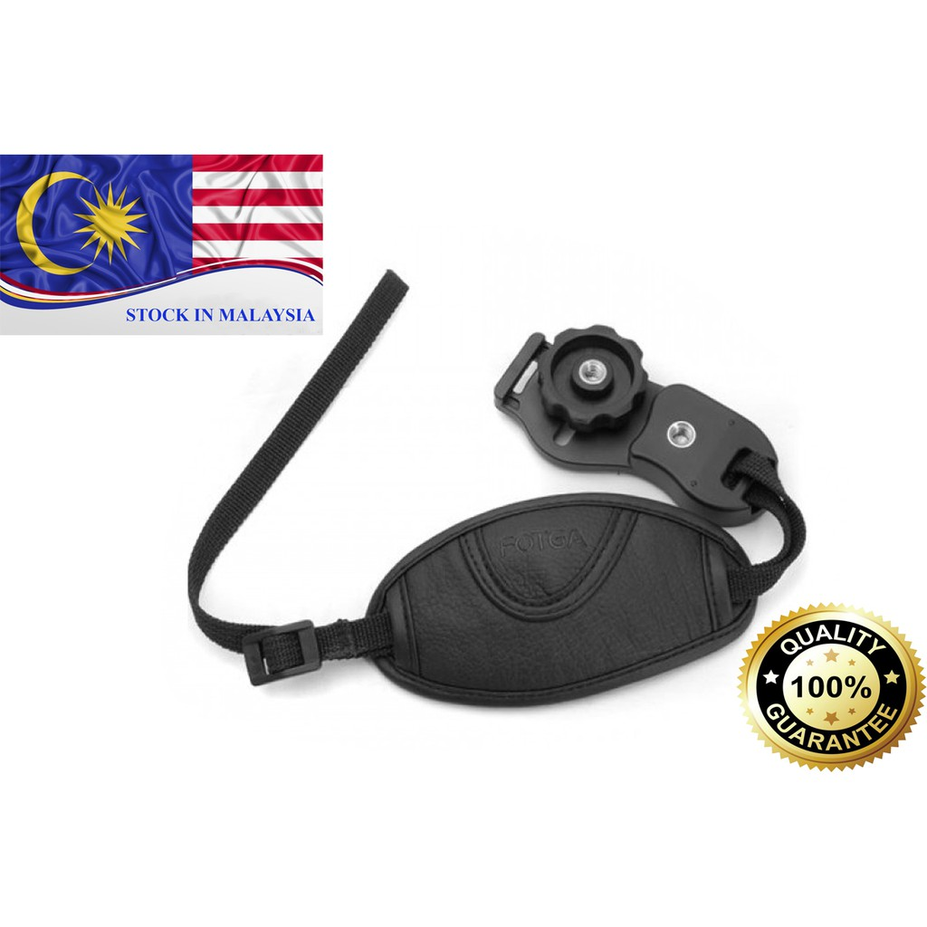 Fotga Hand Grip Strap for Canon Nikon Sony (Ready Stock In Malaysia)