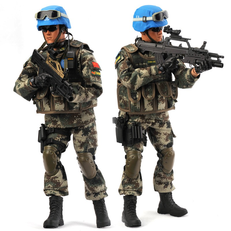 army Cavalry paladin hero Action Figure New Toy Joy Toy 1//18 JTHC004 U.S