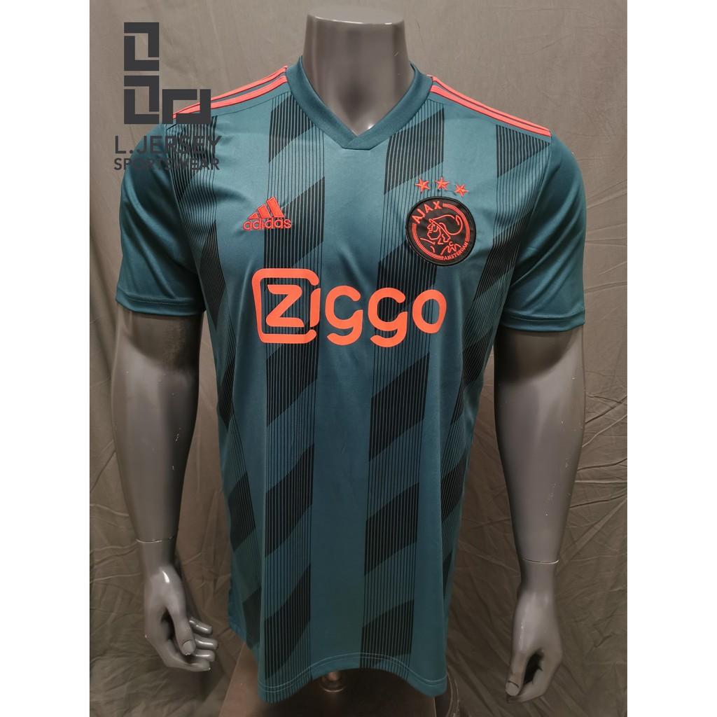 Ajax Men Away Season 19/20 CLIMALITE Fans Jersey