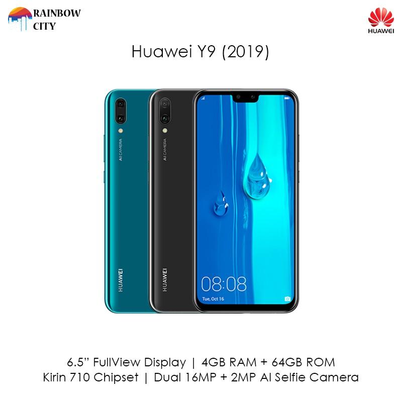 Huawei Y9 (2019) [6 5
