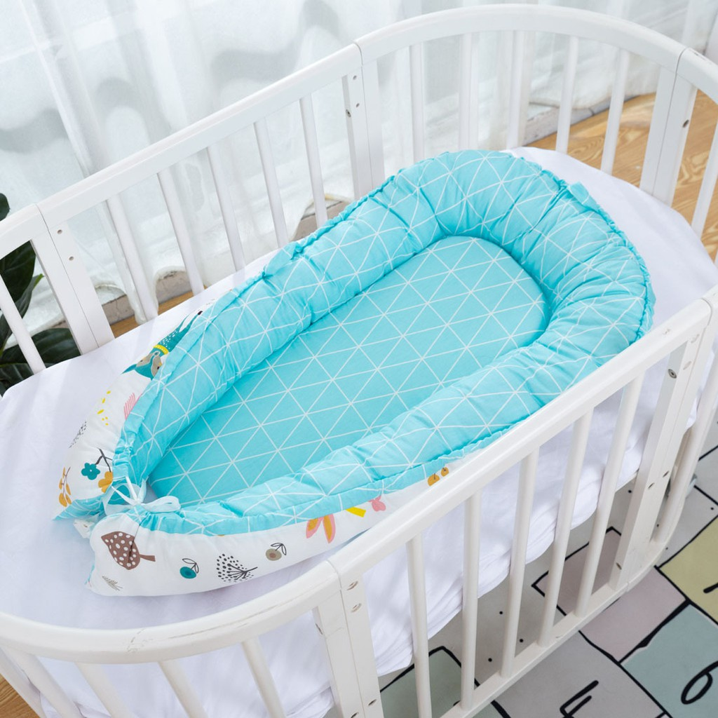 - Tilam Baby Cotton Baby Bed Cot Portable Baby Cribs Travel Mattress