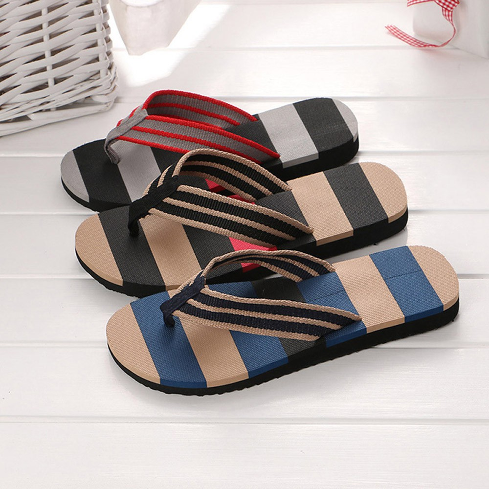 f423637affd3c Comfort Sandals Summer Men Camouflage Flip Flops Shoes Sandals Open Toe  Slipper