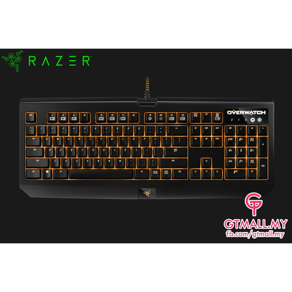 f82ec02fe35 Razer BlackWidow X Chroma Keyboard (Green Switch) (Black/Grey/White) |  Shopee Malaysia