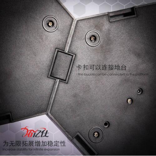 1//6 1//9 1//12 Figure Stand Snake Bone Bracket Adjustable Support Accessories